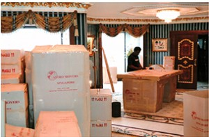 Professional Movers Singapore